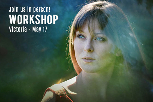 GET CRAFTY PHOTO WORKSHOP // May 17, 2017 // Victoria BC