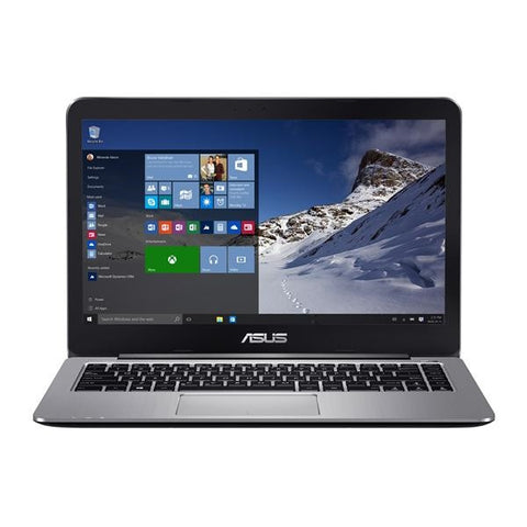 Asus Notebook E403SA-QES2-CB 14inch Braswell N3700 4GB 128GB Windows 10