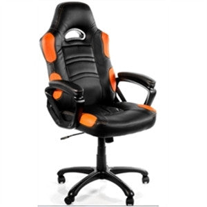 Arozzi Furniture ENZO-OR Gaming Chair Ergonomic Design Enzo Orange