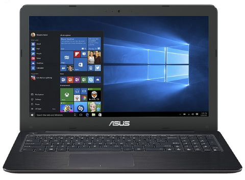 Asus Notebook K556UQ-Q52-CB 15.6inch Core i5-6198DU 12GB 1TB Windows 10