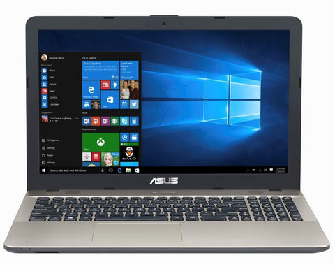 Asus Notebook X541SA-QP2-CB 15.6inch N3710 QC 4GB 1TB Intel HD DVD-RW Windows 10