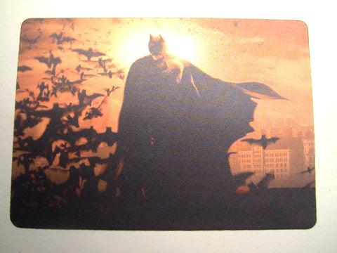 Batman v3 - The Dark Knight Movie Mouse Pad Mat - Medium Size - 20x28cm 7.9x11inch