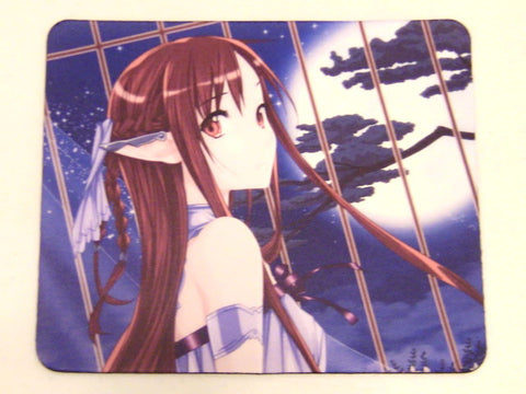 Sword Art Online v4 - Anime Mouse Pad Mat - Small Size - 22x18cm 8.5x7inch
