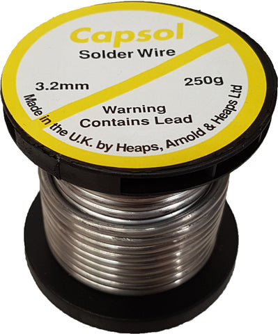 Solder Wire 250g - Pipe Station