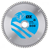 Aluminium / Plastic / Laminate Cutting Circular Saw Blade - Pipe Station