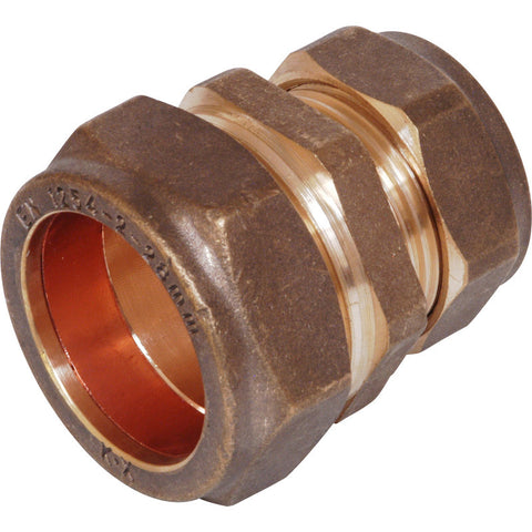 Compression Reducing Coupler - Plastic Plumb