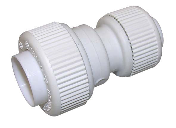 Straight Reducer Coupler - Plastic Plumb