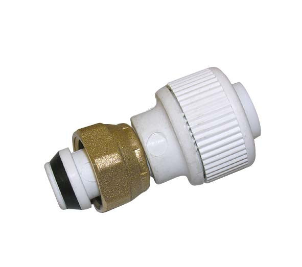 Straight Tap Connectors - Plastic Plumb