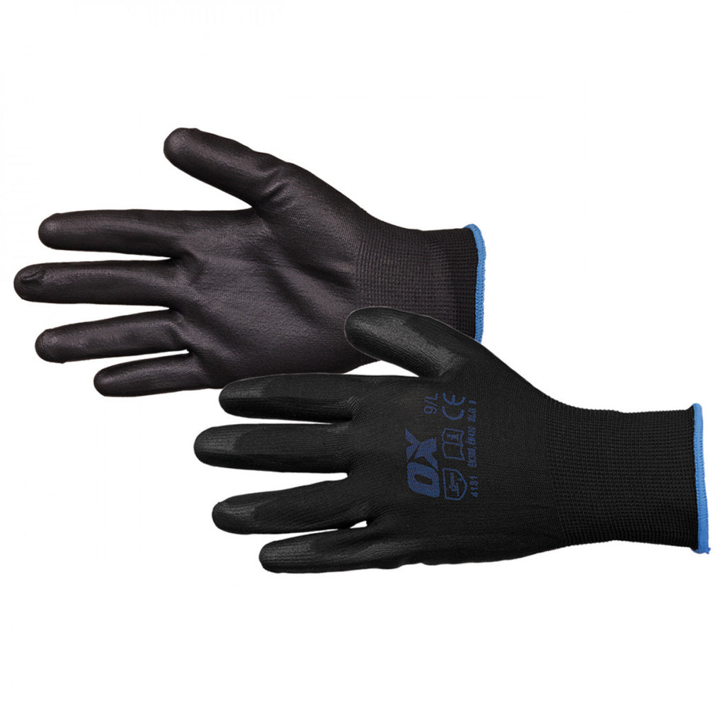 Ox PU Flex Gloves - Pipe Station