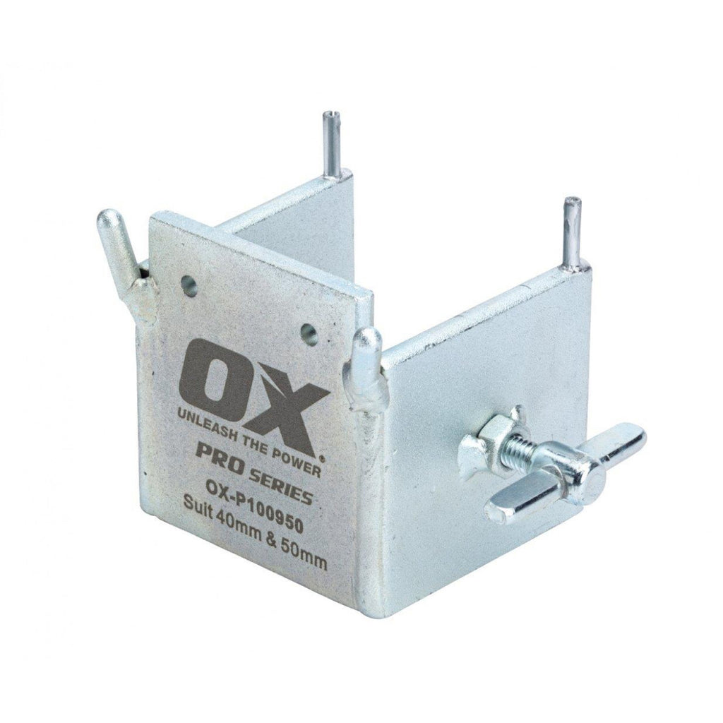 Pro Dori Block with Lock Bolt - Plastic Plumb