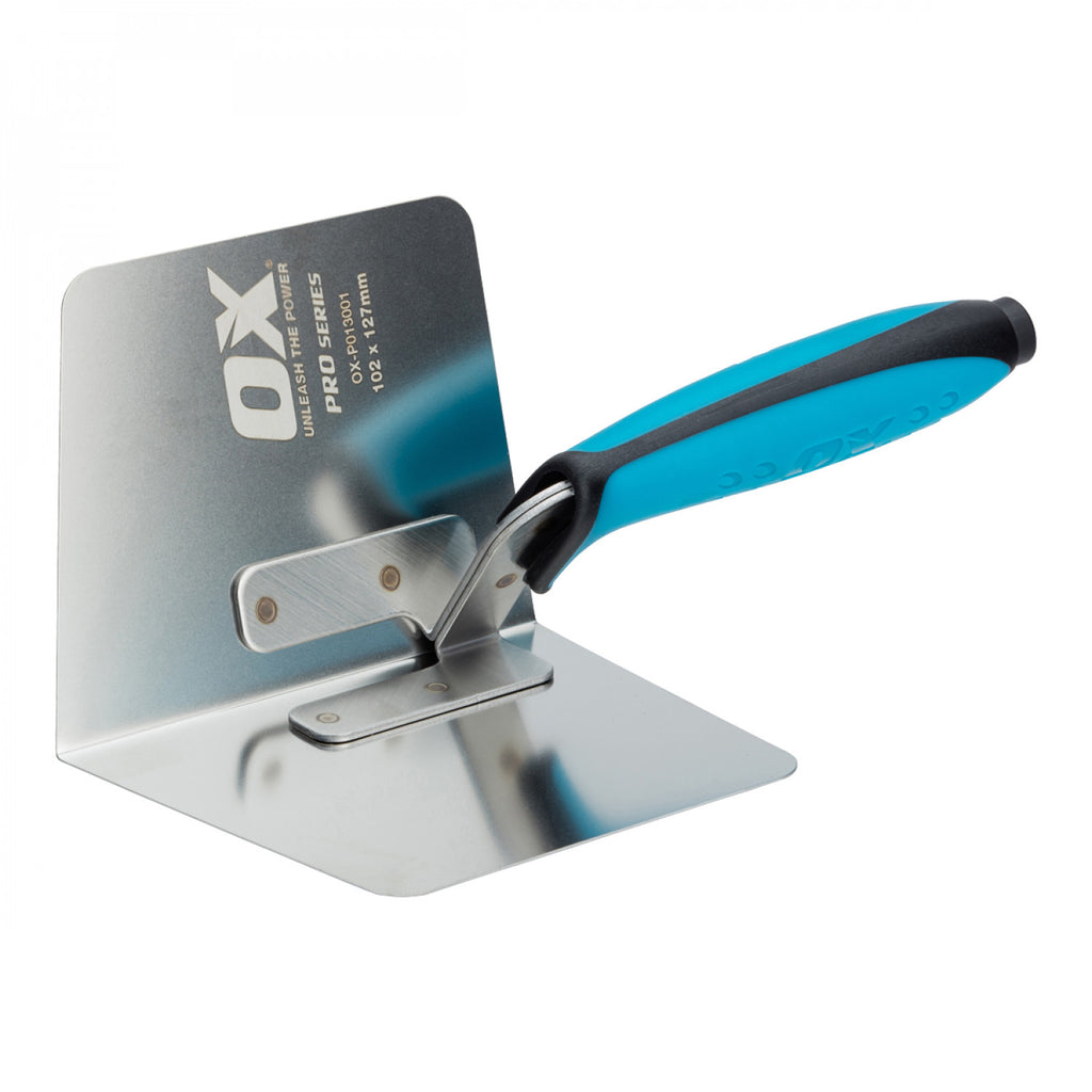 Pro Dry Wall Internal Corner Trowel - Pipe Station