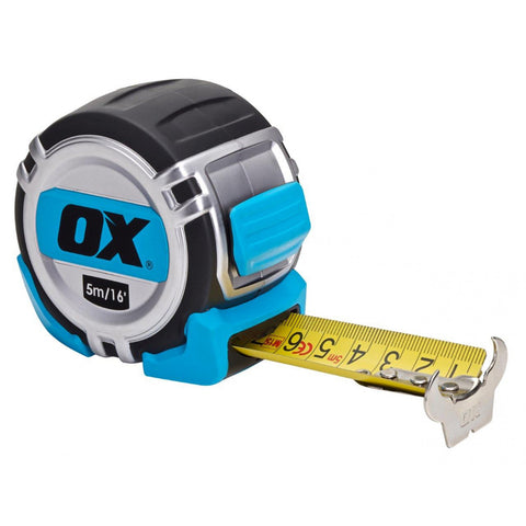 Pro Heavy Duty Tape Measure - Pipe Station