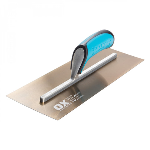 Pro Stainless Steel Plasterers Trowel - Pipe Station