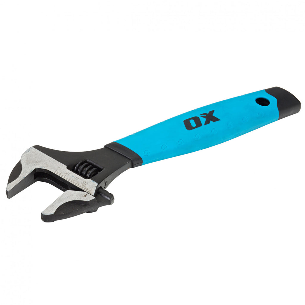 Pro Adjustable Wrench - Plastic Plumb