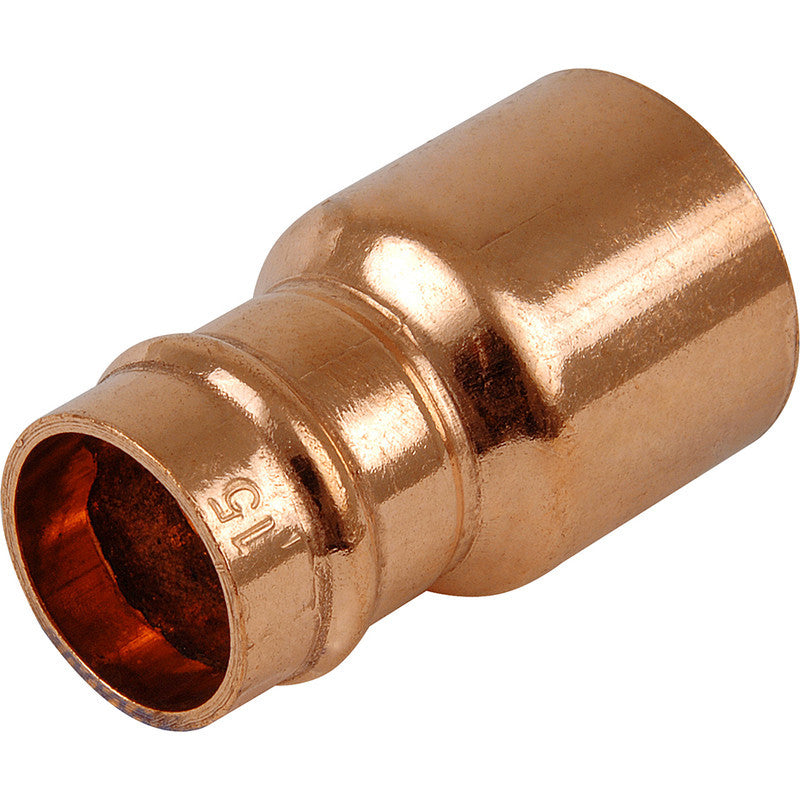 Solder Ring Fitting Reducer - Plastic Plumb