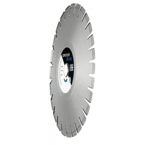 Spectrum Ultimate Diamond Blade - Curve Cutting - Plastic Plumb