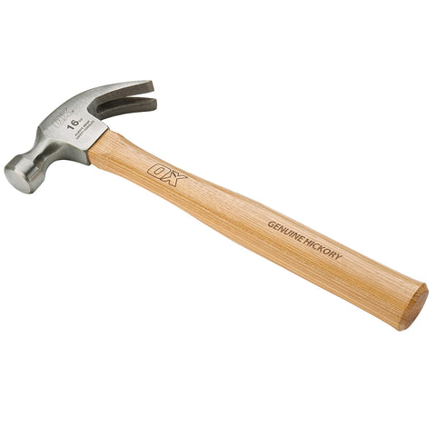 Trade Hickory Handle Claw Hammer - 16oz