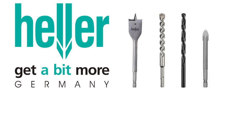 Heller Drill Bits Collection