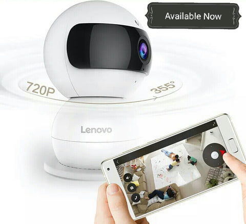 WiFi IP Camera Wireless Mini HD