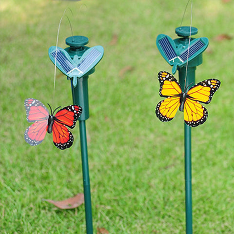 Solar Powered Dancing  Butterfly's