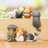 Mini Cat set DIY ornament