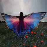 Butterfly wings Shaw