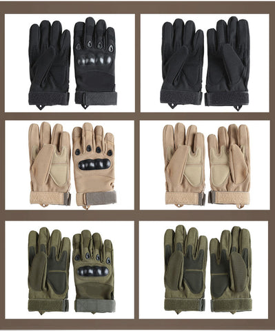 Tough Modern Gloves