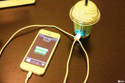 Power Bank Cup
