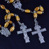 Wood Rosary Beads