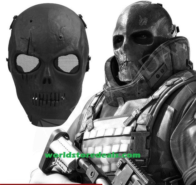 Skull FaceMask Airsoft