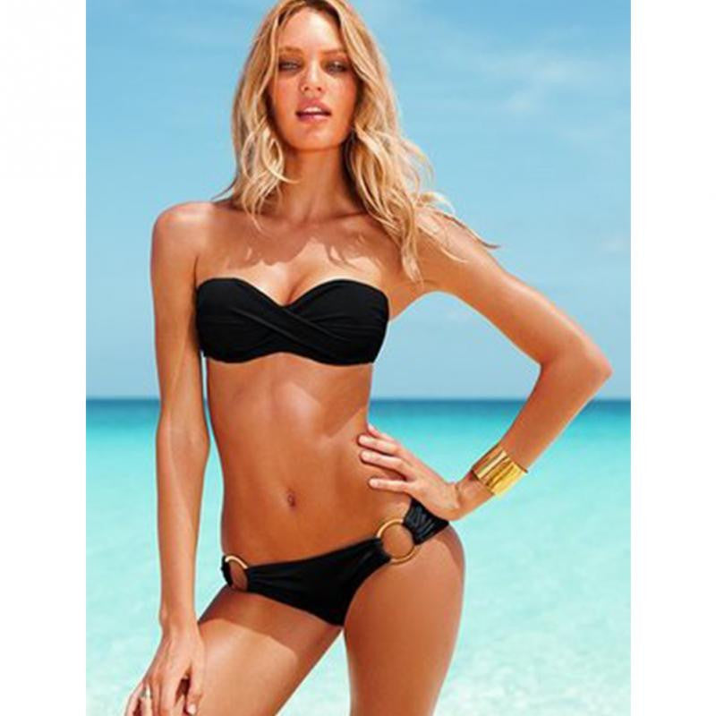New Hot Push Up Bikini Brazilian Biquini Swimsuits Swimwear Women Sexy Bikinis Set Bathing Suit Swim suit maillot de ba