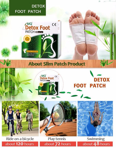 Adhesives Detox Foot Patch