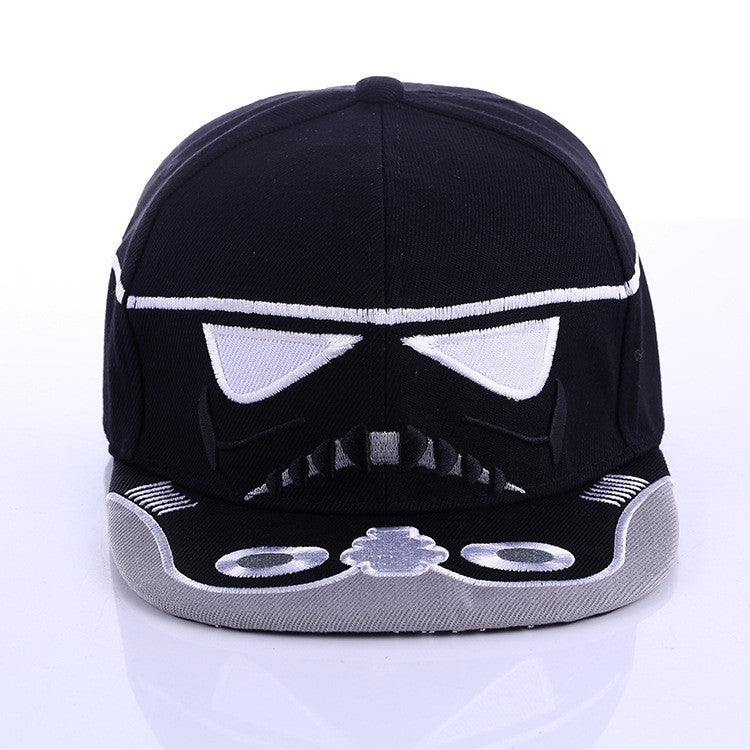 2016 Fashion Brand Star Wars Snapback Caps Cool Strapback Letter Baseball Cap Bboy Hip-hop Hats For Men Women fitted hats