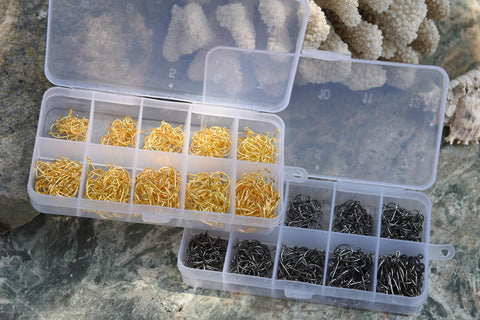 600 Pcs/Fishing Hooks