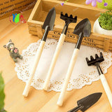 3Pcs Mini Garden  Tool Kit