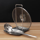 1 Pc Stainless Steel Storage  Stand