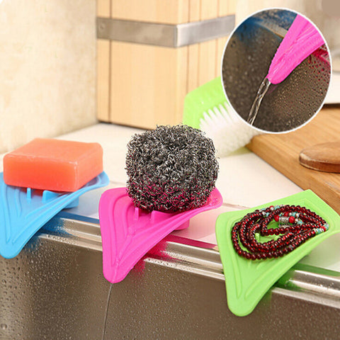 1pcs Anti-slip kitchen organizer drain