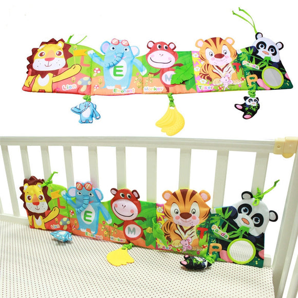 Baby Book Crib Liner