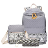 3pcs  Backpack Set