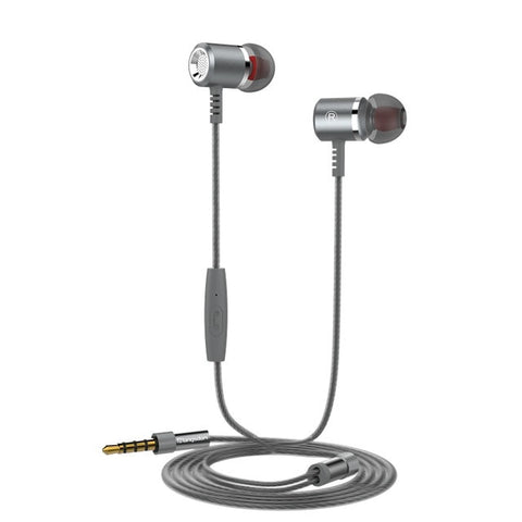 Bass Quality Metal Earphones