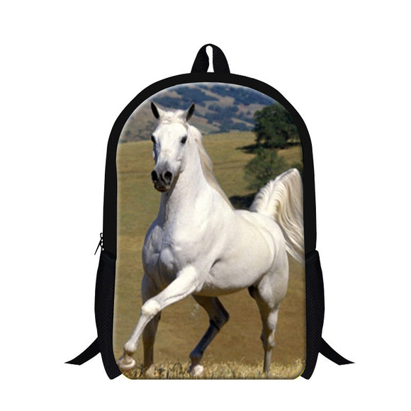 Backpack Animal Horse