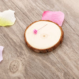 10pcs 7-9CM Wood Log Slices
