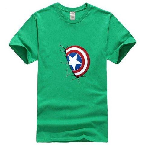 Captain LOGO Tee Shirt
