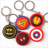 Keychain Super Hero