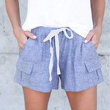 Womens Shorts Casual