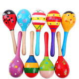5pcs/lot Baby Rattle