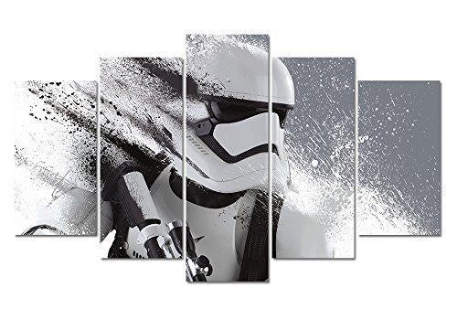 60x32 inches Print Stormtrooper Star Wars Movie film movie poster home decor wall art picture print oil Painting on canvas print