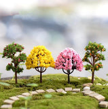 8pcs/lot Mini Trees