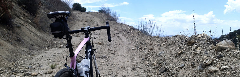 The Periphery: On riding gravel with Bora tubulars.