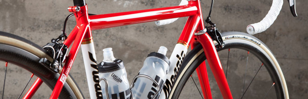 Bike of the Week: Remixed Red Mosaic RS-1